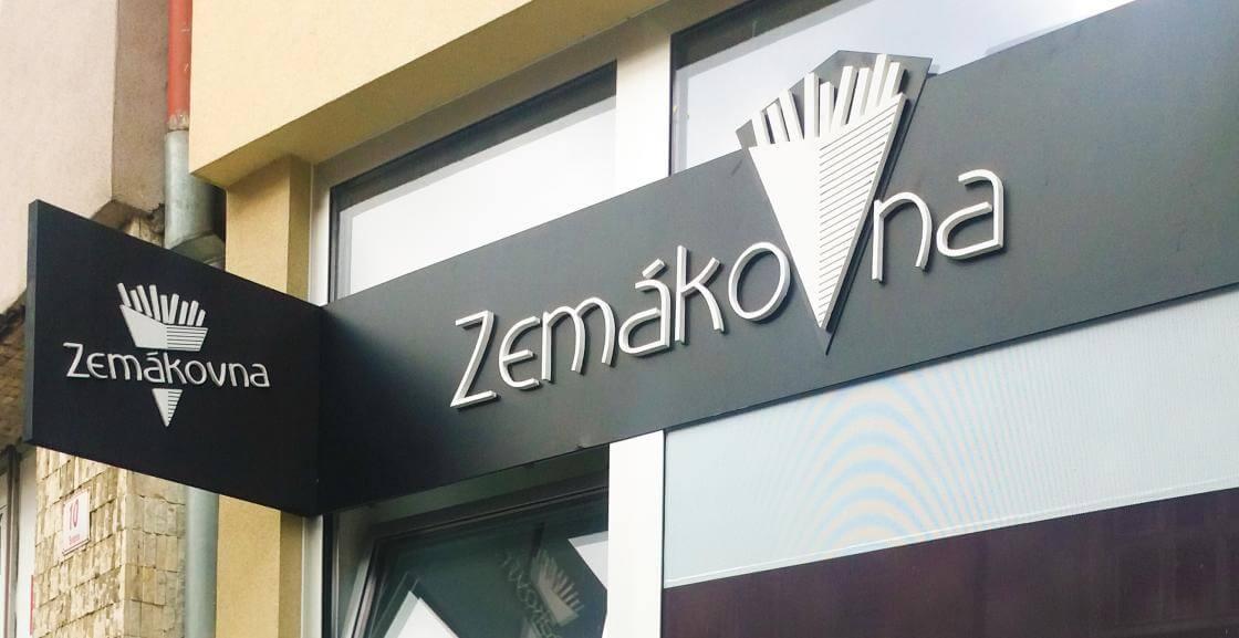 Zemákovna